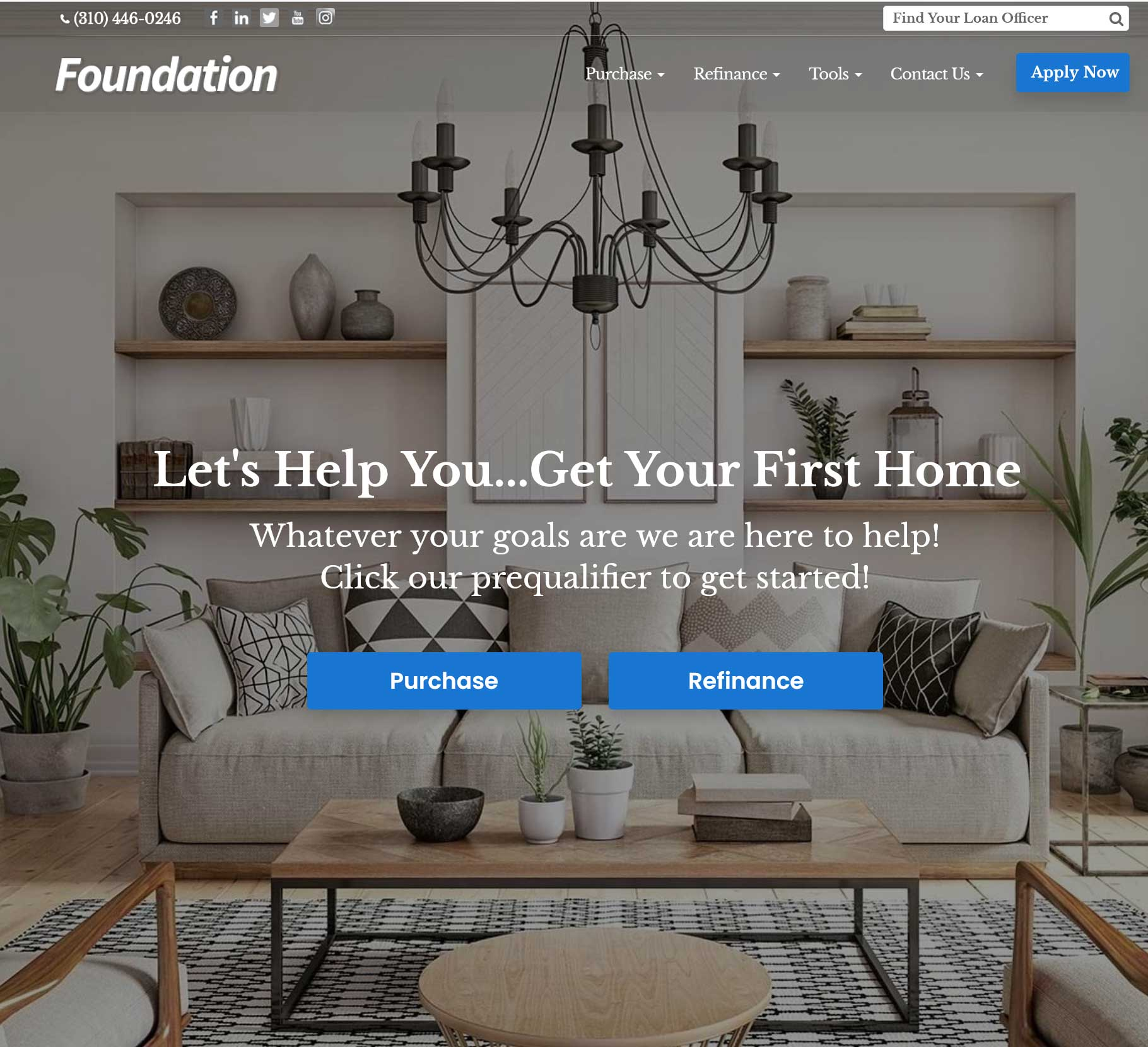 Foundation Template